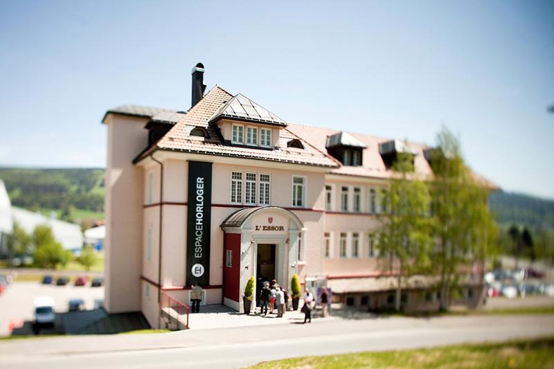 Musée Espace Horloger