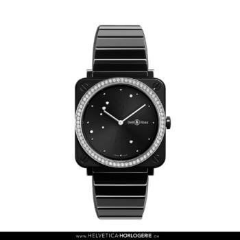 Bell&Ross D Black Diamonds