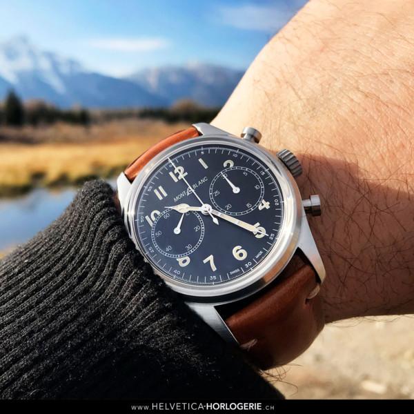 Montblanc 117836 chrono