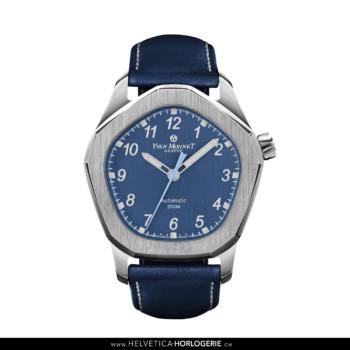 Yvan Monnet Five bleu