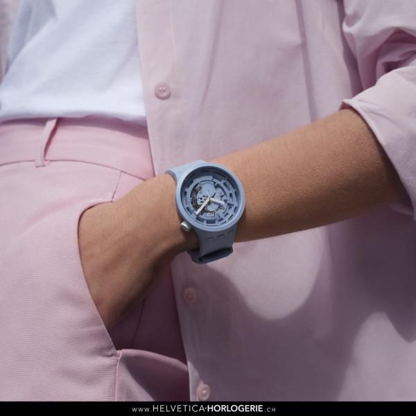 Swatch C-Blue