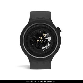 Swatch C-Black